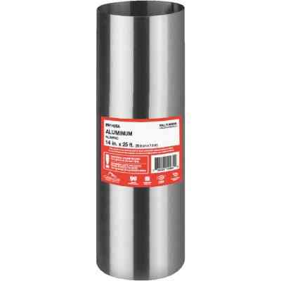 NorWesco 14 In. x 25 Ft. Mill Aluminum Roll Valley Flashing
