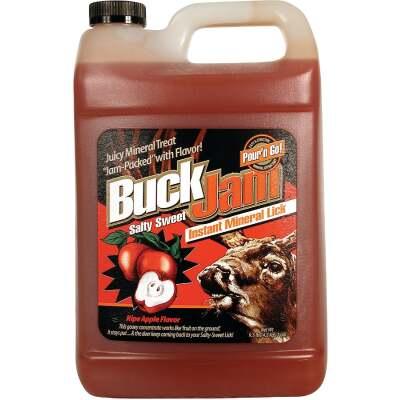 Buck Jam 1 Gal. Liquid Instant Mineral Lick Deer Attractant