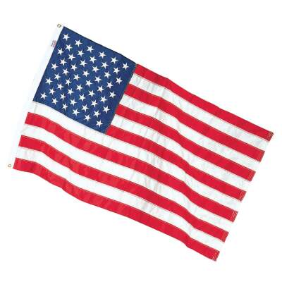 Valley Forge 5 Ft. x 8 Ft. Nylon American Flag